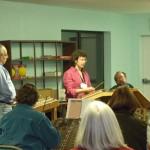 Karen Ashbrook teaches at Spring Fling Rendezvous '07