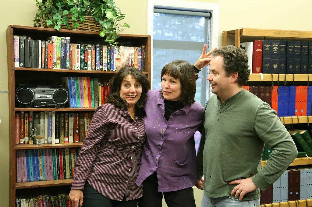 Patti Amelotte, Jody Marshall, Andy Young