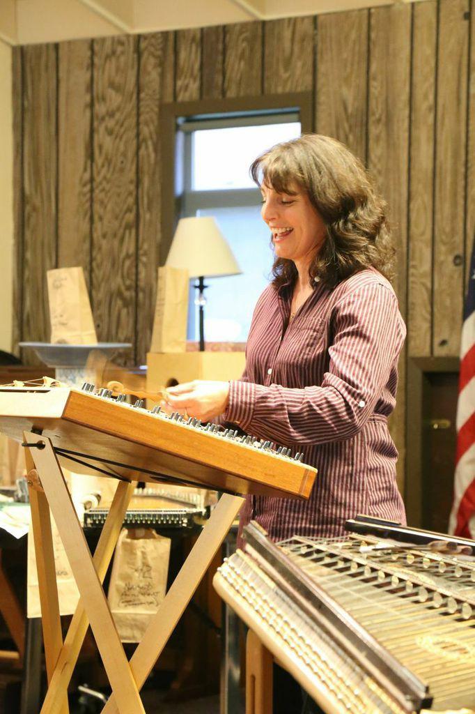 Patti Plays