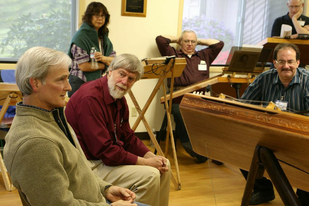 Ray Mooers and Rick Fogel answer technical hammered dulcimer questions